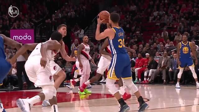 Veja o top 5 de jogadas da noite da NBA