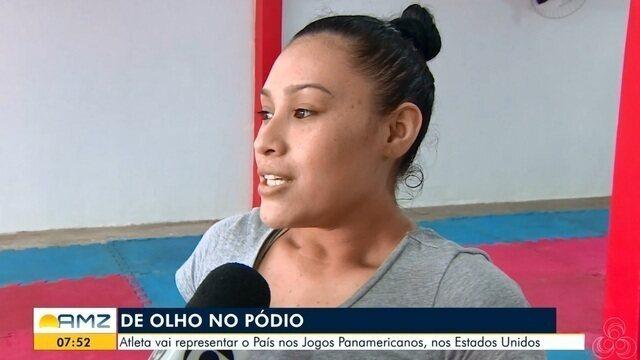 Atleta amapaense de Taekwondo vai representar o país no Campeonato Pan Americano nos EUA