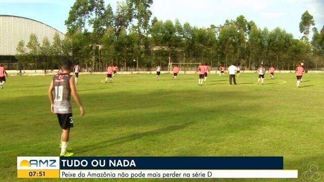 Santos-AP tem semana decisiva contra o Galvez-AC pela série D
