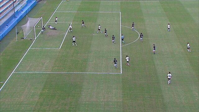 Melhores momentos de Corinthians 3 x 0 Botafogo pelo Campeonato Brasileiro Sub-17
