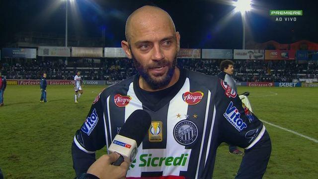 Marcelo lamenta segunda derrota seguida do Operário-PR na Série B