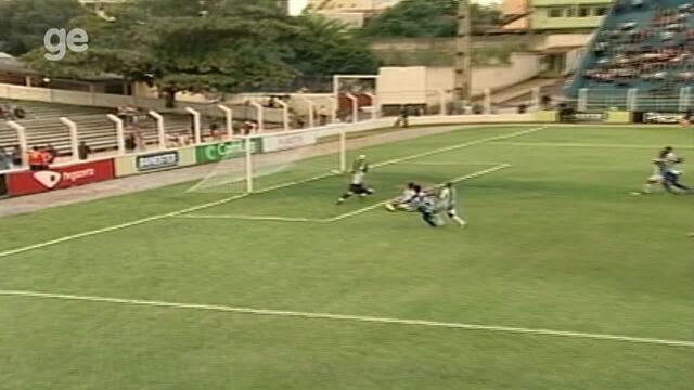 Os gols de São Mateus 1 x 1 Linhares, pelo Campeonato Capixaba 2011