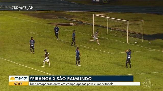 São Raimundo-PA vence Ypiranga fora de casa, mas fica em 2º no Grupo A3 da Série D