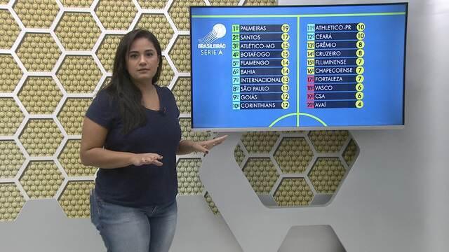Veja a íntegra do Globo Esporte desta terça-feira (11)