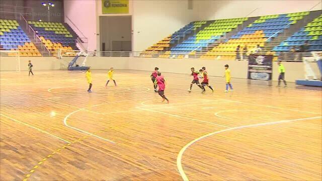 Campeonato de Fustal em Porto Velho