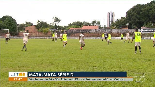 Mata-mata da Série 'D' terá jogo entre Pantera e São Raimundo de Roraima, em Santarém