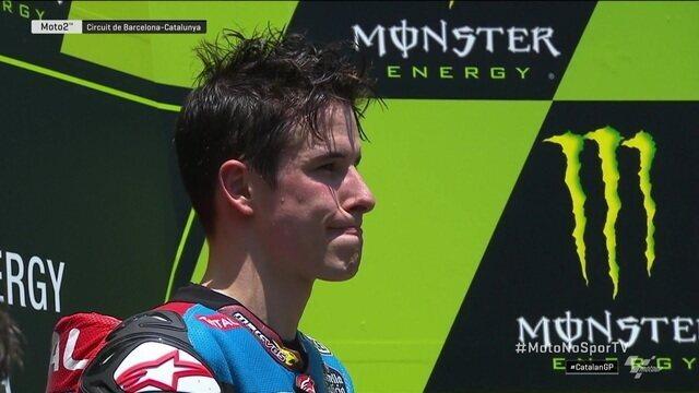 Alex Marquez conquista a Moto2