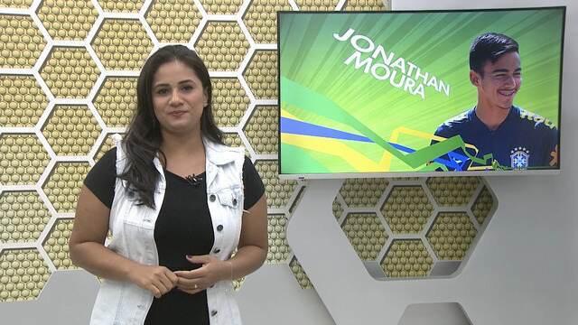 Veja a primeiro bloco do Globo Esporte Roraima deste sábado, 15/06/2019