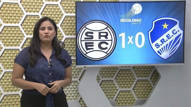 Veja a primeiro bloco do Globo Esporte Roraima desta segunda, 17/06/2019
