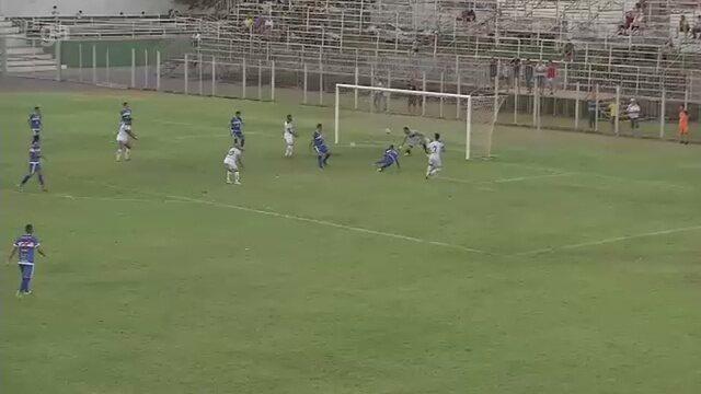 Assista os gols de Luverdense 4 x 0 Atlético-AC, pela 9ª rodada do Brasileiro da Série C