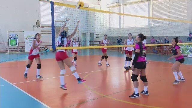 2ª etapa do Torneio de Base de Vôlei Feminino é disputado em Rio Branco, neste domingo