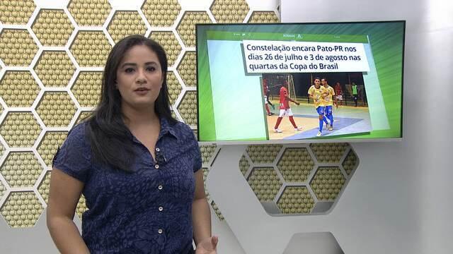 Veja a íntegra do Globo Esporte desta quinta, 18/07/2019