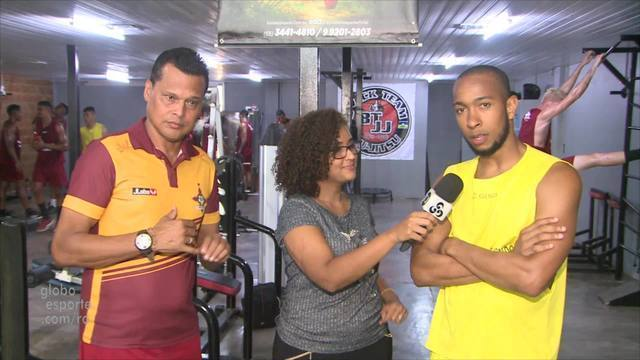 Bate-papo GE: Técnico e goleiro do Genus falam de preparação para a estreia na Copa Verde