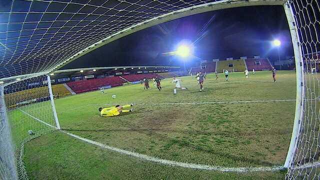 Melhores momentos: São Paulo 2 x 0 Fluminense pela 5ª rodada do Brasileiro sub-20