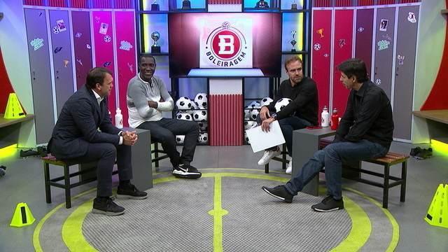 Boleiragem: Roger Flores recebe Odvan, Mauro Galvão e Petkovic