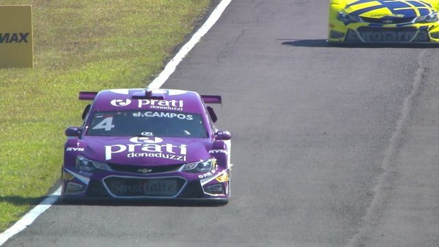 Stock Car etapa de Santa Cruz do Sul - Corrida 1 - 21/07/2019 - Íntegra
