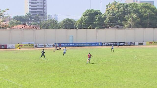 Gol do Rondoniense sub-20