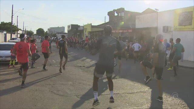 Corrida do Fogo aconteceu no sábado, 20 e reuniu mais de mil atletas