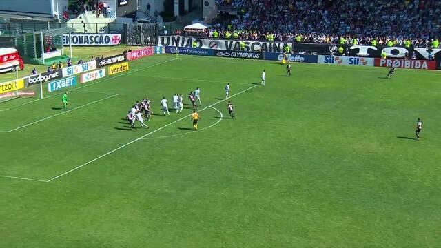 Veja os gols de bola parada do Vasco sob o comando do Luxemburgo