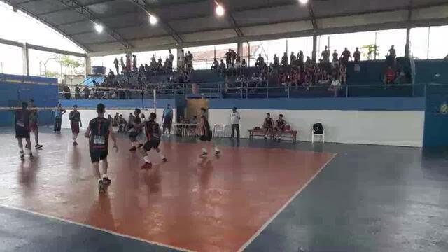 JOER: Ouro Preto e Porto Velho se enfrentaram no Vôlei nesta sexta-feira, 16