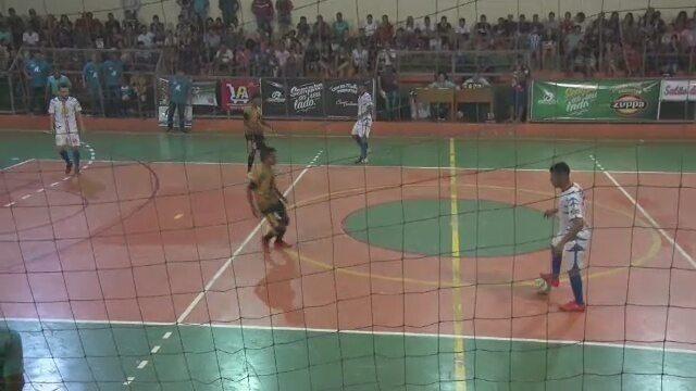 Nos pênaltis, IBB supera Plácido de Castro e conquista Acreano de Futsal da 2ª divisão