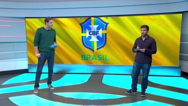 Radar da Seleção traz gols de Bernard, Lucas e David Neres e falha de Ederson