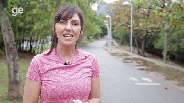 Glenda Kozlowski fala sobre sua paixão pelas corridas