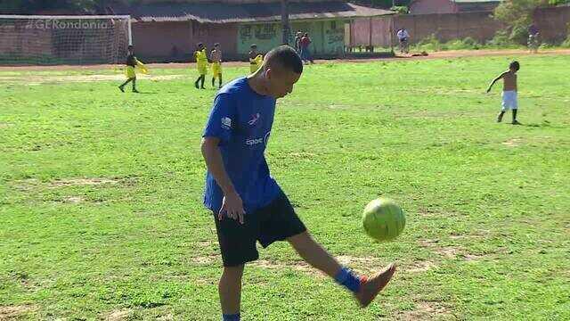 Escolinha de Futebol no Bairro Mariana