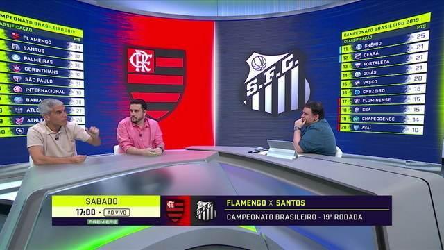 Comentaristas dizem que não dá para cravar nada no Brasileirão
