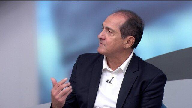 Muricy comenta que Tiago Nunes está tentando tirar a pressão de cima dele quando diz que pensa em aposentar