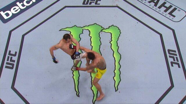 Memória UFC dos Anjos x Ferguson