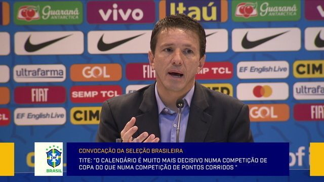 Juninho Paulista garante que competições irão parar no Brasil em datas Fifa a partir de 2020