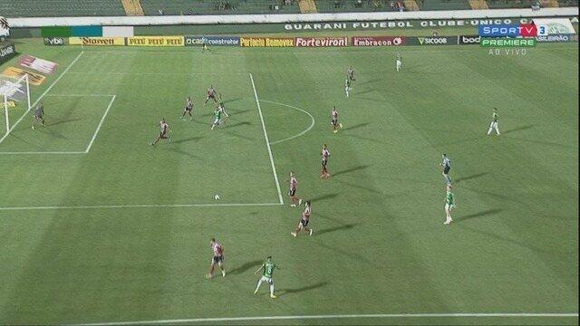 Melhores momentos de Guarani 0 x 2 Botafogo-SP, pela 29ª rodada da Série B