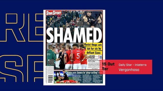 Redação comenta casos de racismo em Bulgária e Inglaterra