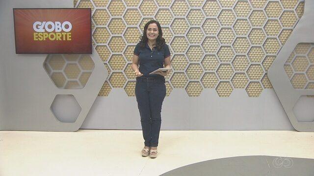 Confira na íntegra o Globo Esporte desta quarta-feira (16)