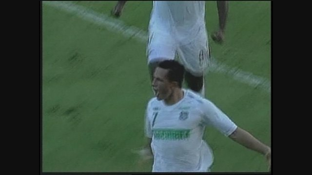 2008 – Figueirense derrota o Botafogo fora de casa