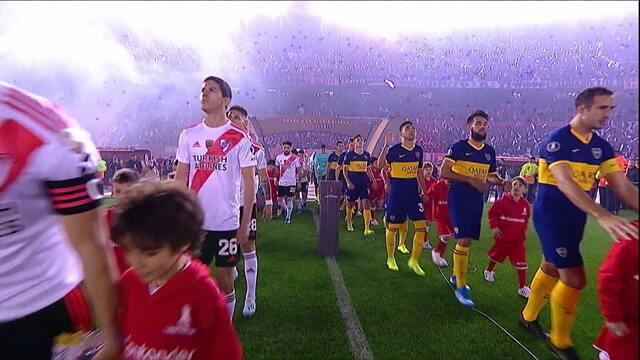 River e Boca disputam a semifinal da Taça Libertadores e seguem sendo os protagonistas da competição