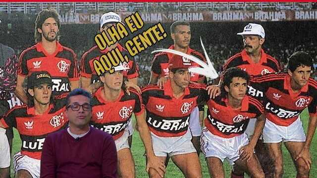 Joguei Onde: a história de Fabinho, campeão de Libertadores e quase herói do Fla-Flu