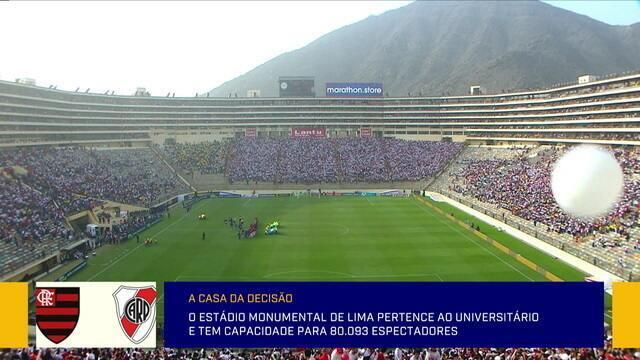 Mesa do Redação SporTV analisa mudança de sede da final da Libertadores
