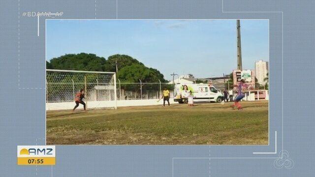 Lagoa de Fora e São João do Matapi são os campeões do torneio Interdistrital de Futebol