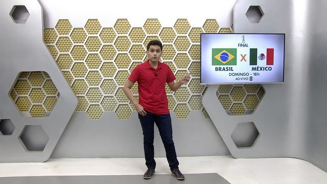 Veja a íntegra do Globo Esporte desta sexta, 15/11/2019