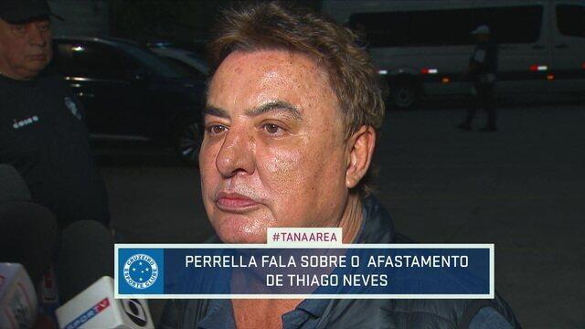 """Zezé Perrela fala sobre o afastamento de Thiago Neves: """"Mexeu com a pessoa errada"""""""