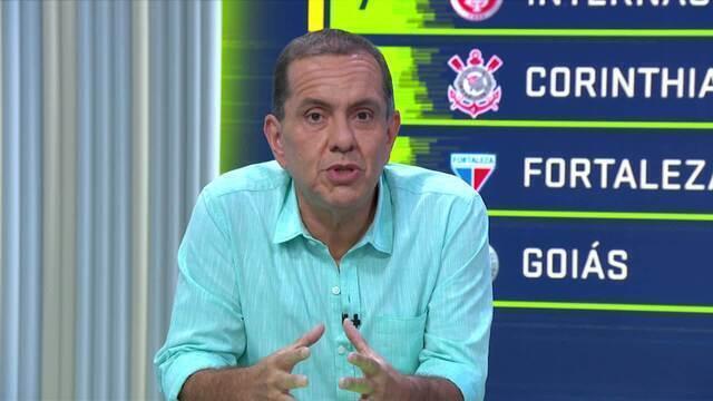 """Gonzalez fala em ano do Flamengo para colocar """"na moldura"""""""