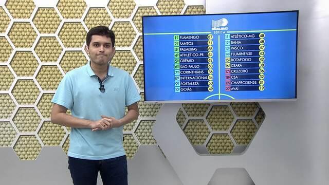 Veja a íntegra do Globo Esporte RR dessa quinta-feira, 05/12/2019