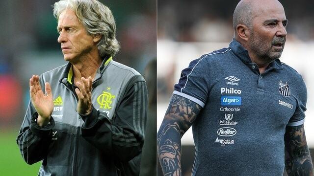 Jesus x Sampaoli: o que eles trouxeram de novo para o futebol brasileiro?