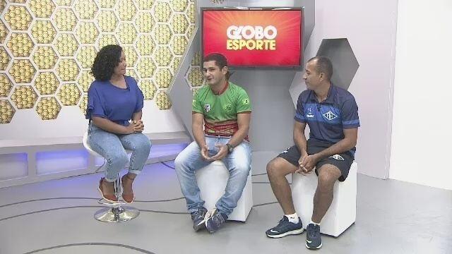Veja o 2º bloco do Globo Esporte Acre deste sábado (07/12/2019)