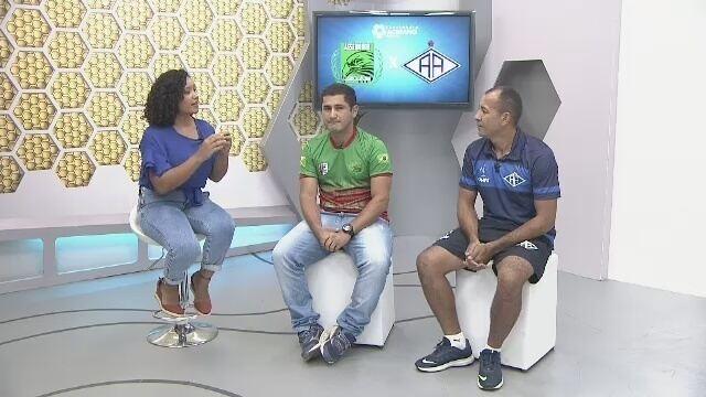Técnicos de Assermurb e Atlético-AC falam sobre decisão do estadual feminino deste domingo