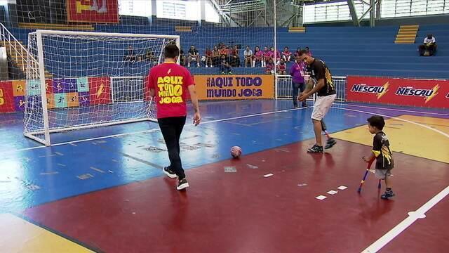 Maior liga estudantil do país reúne jovens atletas em São Paulo