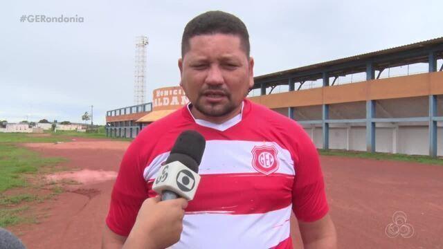 Estádio de Guajará-Mirim passará por reformas e time da cidade fica sem estádio para jogar