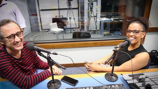 Vocês da Imprensa#01: Marcelo Barreto recebe jornalista Flávia Oliveira da GloboNews